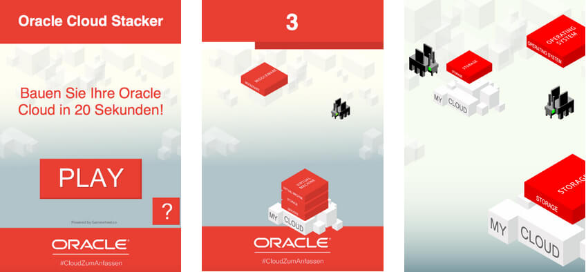 Oracle Gamewheel