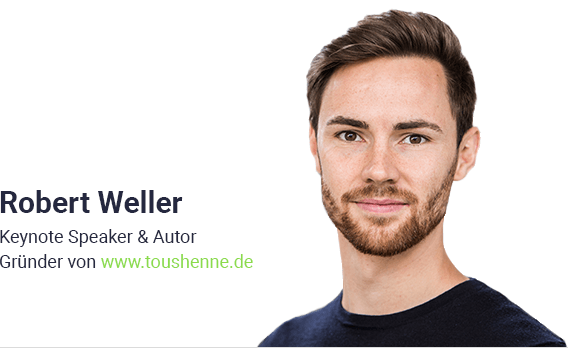 Robert Weller – Coach für Content, Marketing & Design