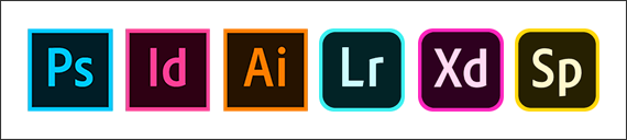 Adobe Icon Brands