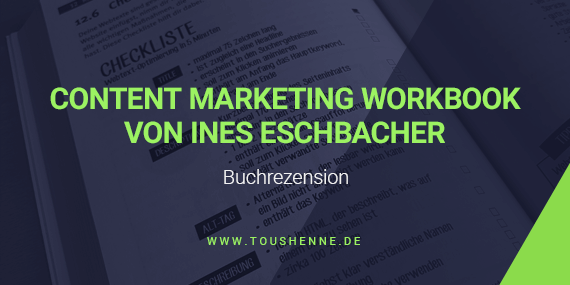 Rezension: Content Marketing Workbook