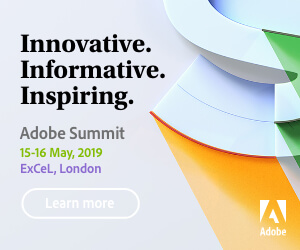 Adobe Summit 2019 EMEA