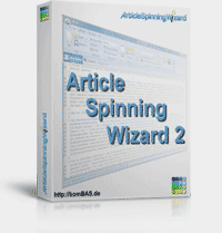 Article Spinning Wizard 2