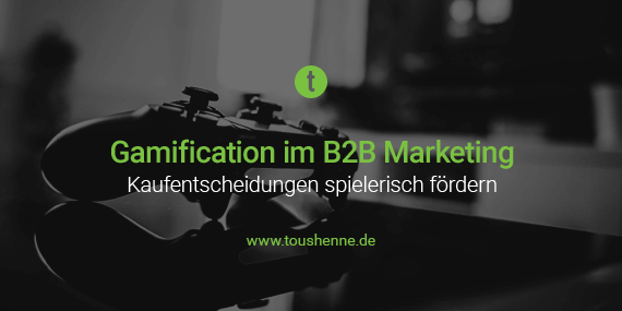 Gamification im Marketing