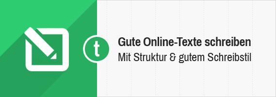online text schreiben