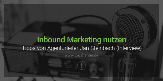 Inbound Marketing für Blogger