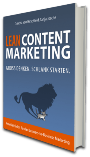 Lean Content Marketing im B2B