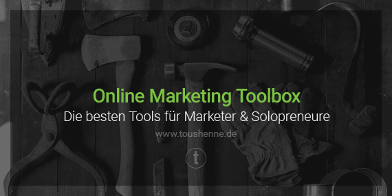 Online Marketing Toolbox