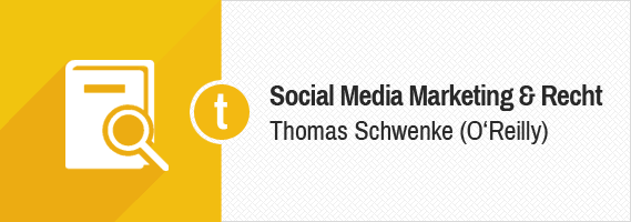 Social Media Marketing & Recht