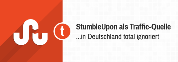 StumbleUpon als Traffic-Quelle