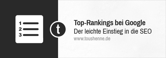 Top-Rankings bei Google und Co.
